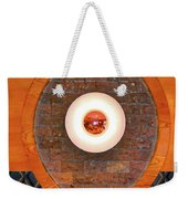 Art Deco Cafe Wall Light Weekender Tote Bag