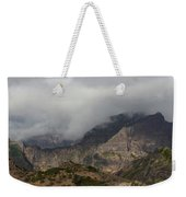 Maderia Mountains  Weekender Tote Bag