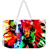 Madi Gras Weekender Tote Bag by Brian Roscorla