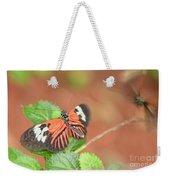 Madiera Butterflies Weekender Tote Bag