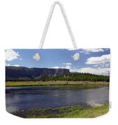 Madison River Valley Weekender Tote Bag
