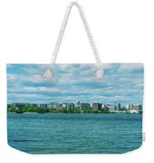 Madison Skyline Weekender Tote Bag