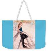 Madison Weekender Tote Bag