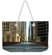 Madison Street Bridge - 4 Weekender Tote Bag
