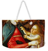 Madonna And Child 1470 Weekender Tote Bag