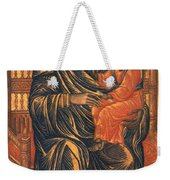 Madonna Icon, 13th Century Weekender Tote Bag