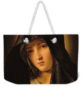 Madonna Weekender Tote Bag by Il Sassoferrato