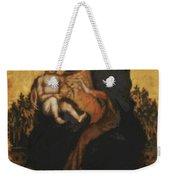 Madonna With Angels 1410 Weekender Tote Bag