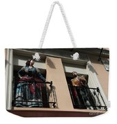 Madrid Romance Weekender Tote Bag