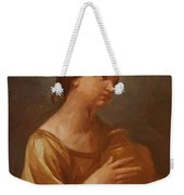 Magdalene With The Jar Of Ointment Weekender Tote Bag