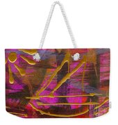Magenta Joy Sails Weekender Tote Bag