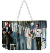 Magic - For My Next Trick  Weekender Tote Bag