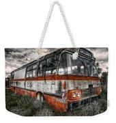 Magic Bus Weekender Tote Bag