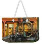 Magic Carriage Weekender Tote Bag