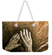 Magic Hands Weekender Tote Bag