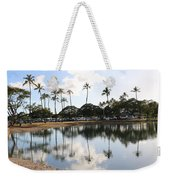 Magic Island Weekender Tote Bag