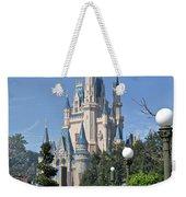Magic Kingdom Castle Weekender Tote Bag