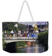 Magic Kingdom Scene Weekender Tote Bag