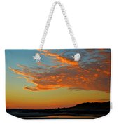 Magic Moments Over Cape Cod Bay Weekender Tote Bag