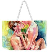 Magic Moments Weekender Tote Bag