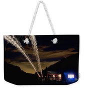 Magic Mountain Weekender Tote Bag by James BO  Insogna