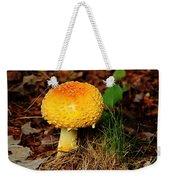 Magic Mushroom  Weekender Tote Bag