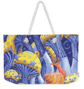 Magic Mushrooms Weekender Tote Bag