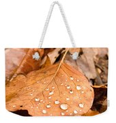 Magic Of Surface Tension Weekender Tote Bag