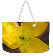 Magic Of The Golden Poppy Weekender Tote Bag