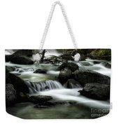 Magic Patagonia Creek Weekender Tote Bag