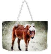 Magic Pony  Weekender Tote Bag