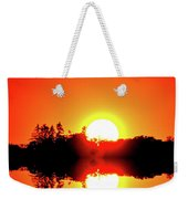 Magic Sunset  Two  Weekender Tote Bag