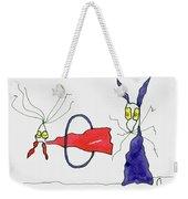 Magic Weekender Tote Bag