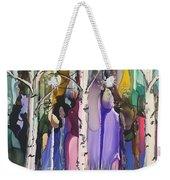 Magical Birch Weekender Tote Bag