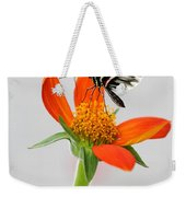 Magical Butterfly Weekender Tote Bag