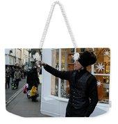 Magical Christmas Weekender Tote Bag