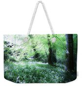 Magical Forest At Blarney Castle Ireland Weekender Tote Bag