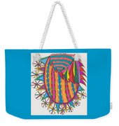 Magical Forest Land Weekender Tote Bag