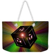 Magical Light And Energy 3 Weekender Tote Bag