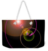 Magical Light And Energy 4 Weekender Tote Bag