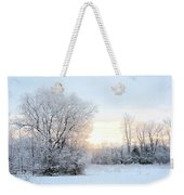 Magical March Morning Weekender Tote Bag