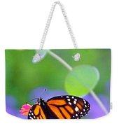 Magical Monarch Weekender Tote Bag