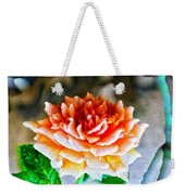 Magical Rose Weekender Tote Bag