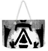 Magical Sign For Curse Removal Astral Practice Weekender Tote Bag