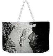 Magical Underwater Cave Weekender Tote Bag