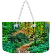 Magical Woodland Walk Weekender Tote Bag