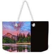Magical Yosemite Weekender Tote Bag