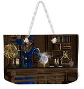 Magician Weekender Tote Bag by Corey Ford