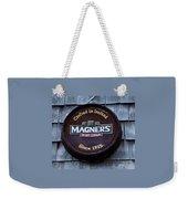 Magners Irish Cider Sign Weekender Tote Bag