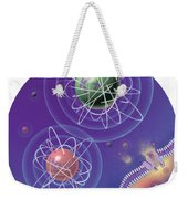Magnesium And Potassium Ions Weekender Tote Bag